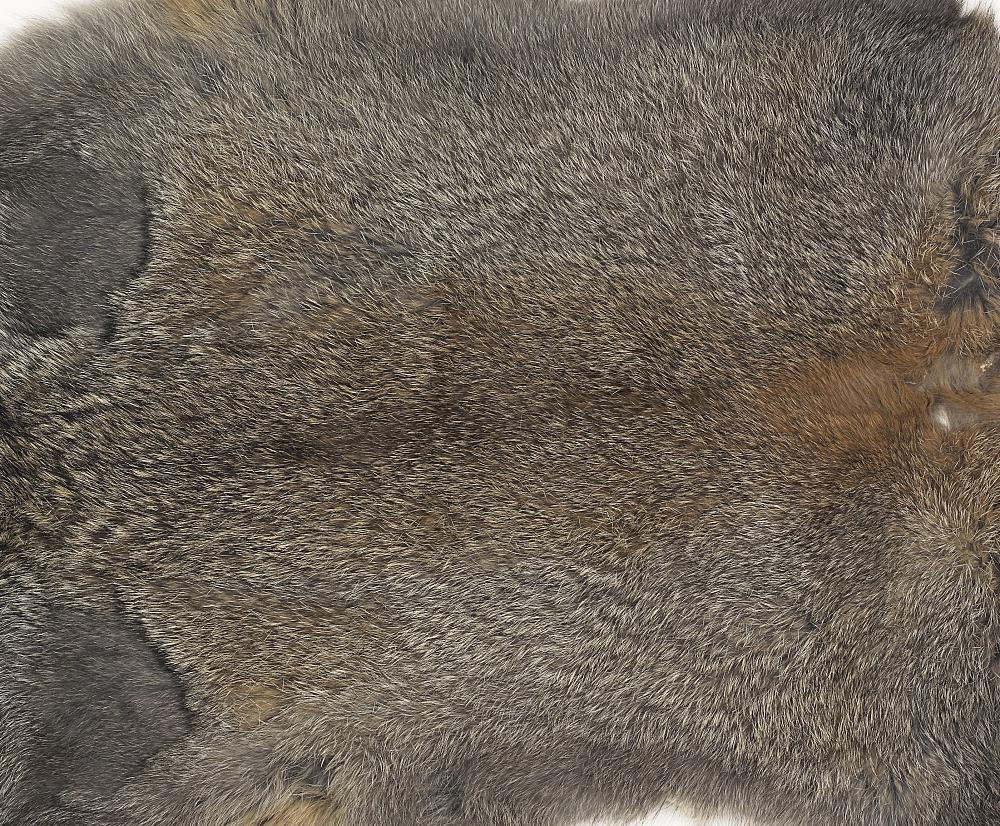 Rabbit Fur - Grey