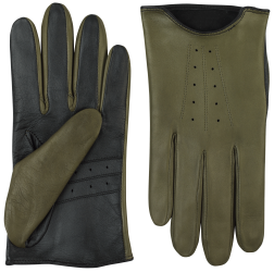 Mens driving gloves Gloves