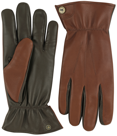 Image Shown - Mocca brown palms / Copperleaf backs