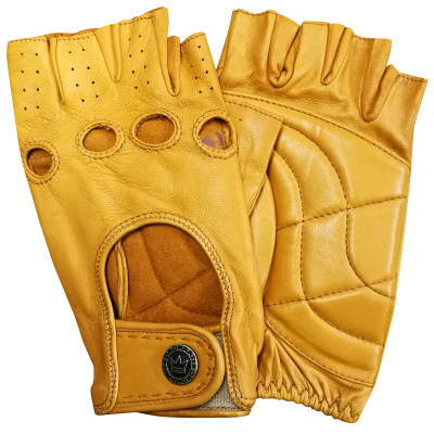 Orange Cycling Mitt