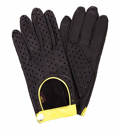 Thruxton driving glove
