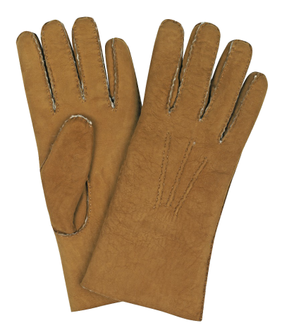 Image Shown - Tan Lambskin