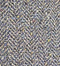 Tweed:Navy Herringbone 0702-80